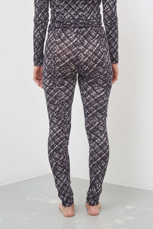 Humanoid June Print Leggings