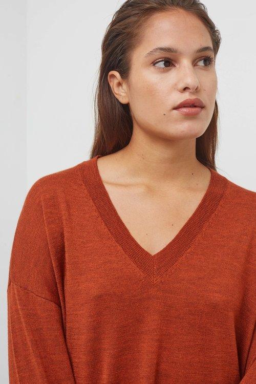 Gestuz Thelma V-pullover