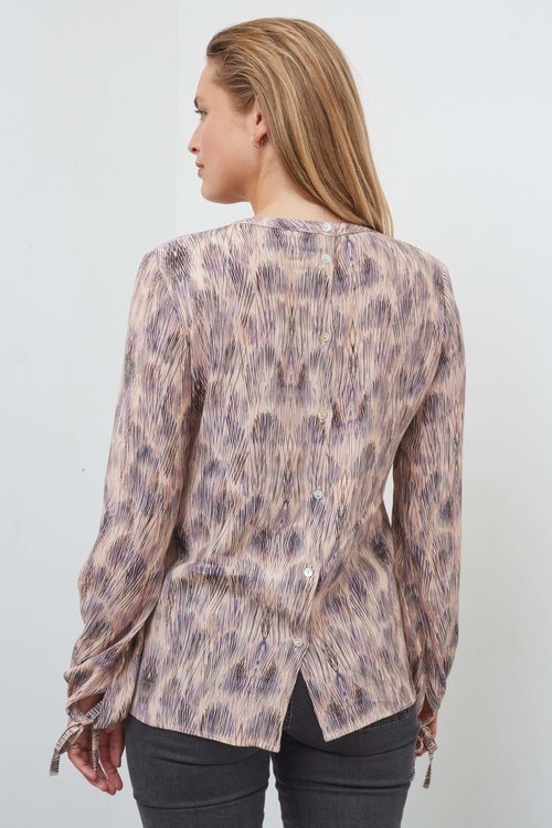 Knit-ted Catrice Blouse