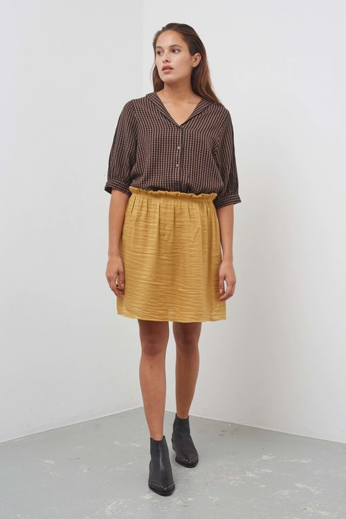Knit-ted Lila Skirt