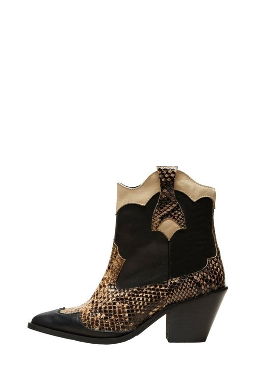 Fannie Mix Cowboy Boot