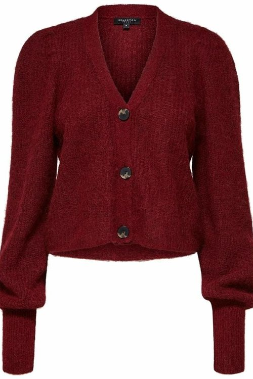 Selected Femme Iva Knit Cardigan