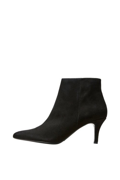 Selected Femme Lea Pointy Suede Boot
