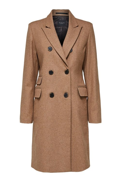 Selected Femme Bina Wool Coat