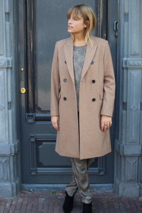 Bina Wool Coat