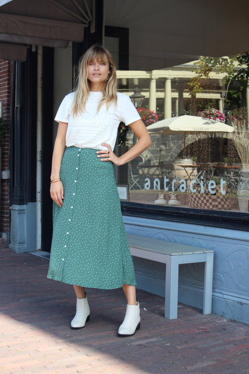 Des Petits Hauts Soliko Skirt