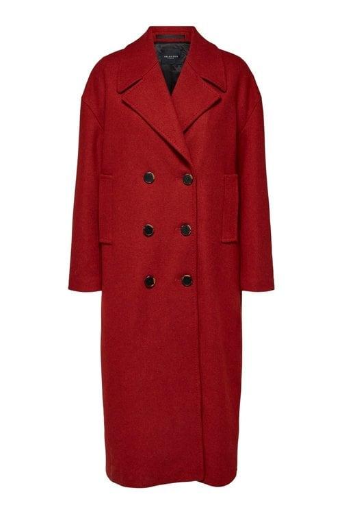 Jeanne Wool Coat