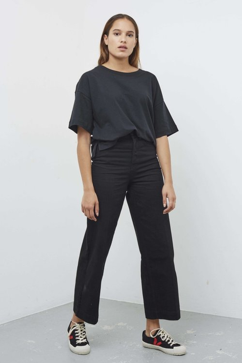 Selected Femme Susan HW Wide Jeans
