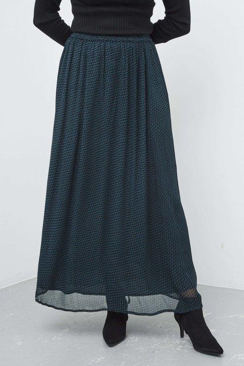 Pleun Chiffon Skirt