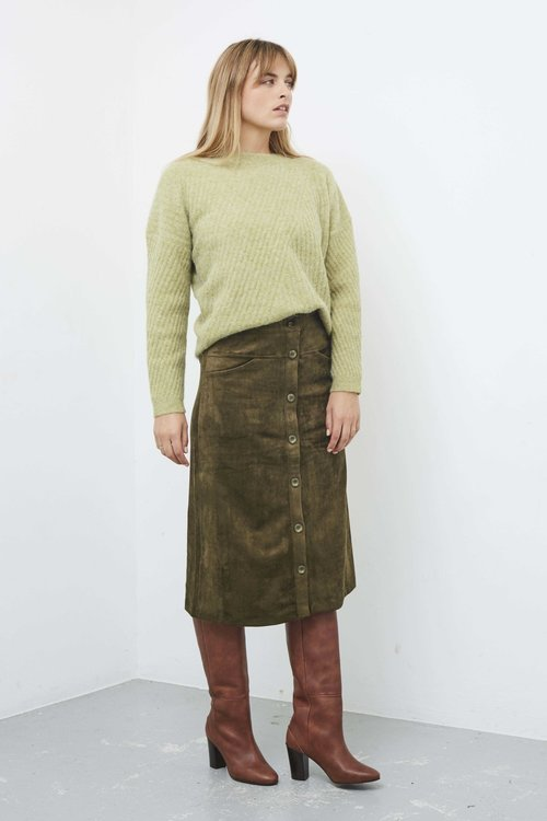 Knit-ted Aurora Skirt