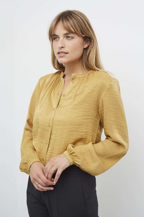 Knit-ted Lana Blouse