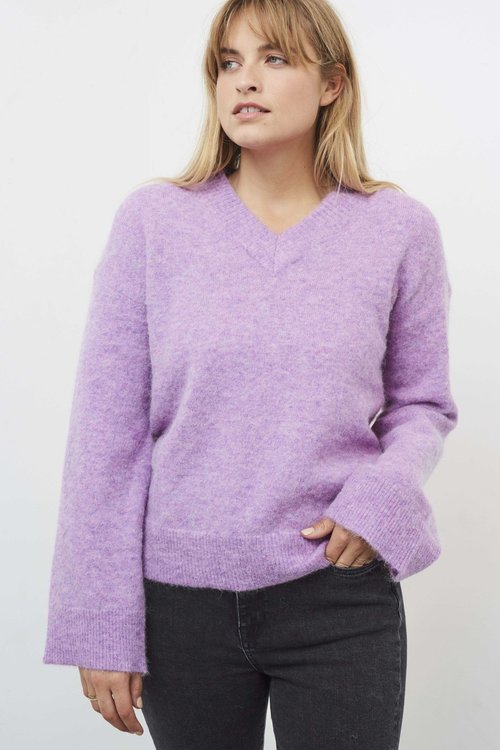Knit-ted Saloma Pullover