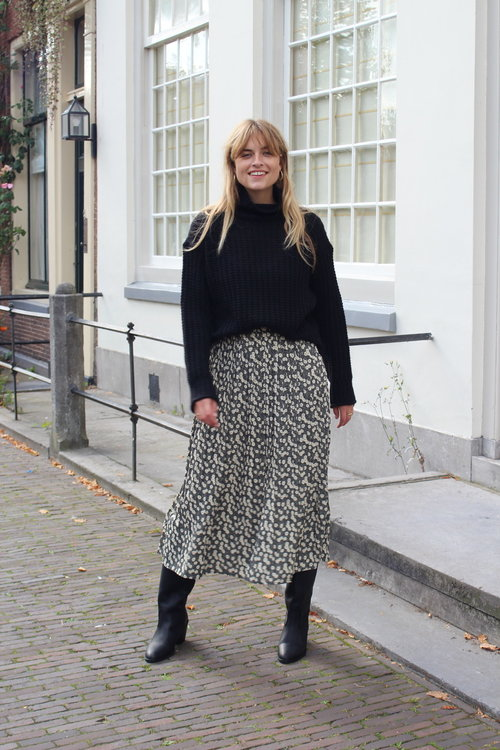 Ditte MW Ankle Skirt