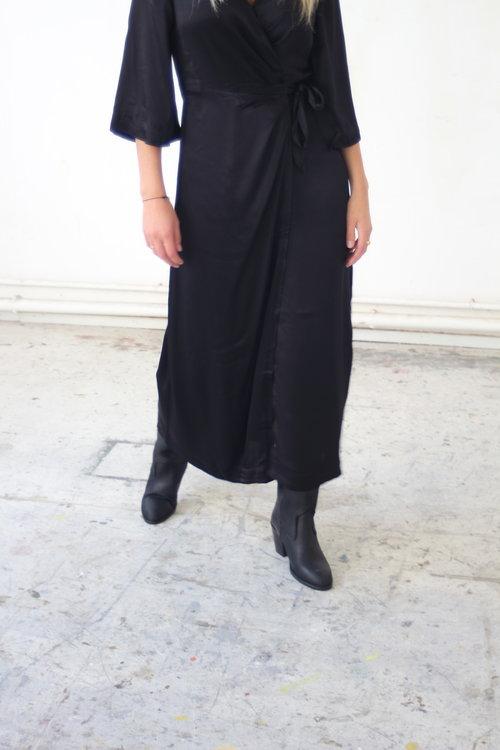 Dakota Ankle Wrap Dress