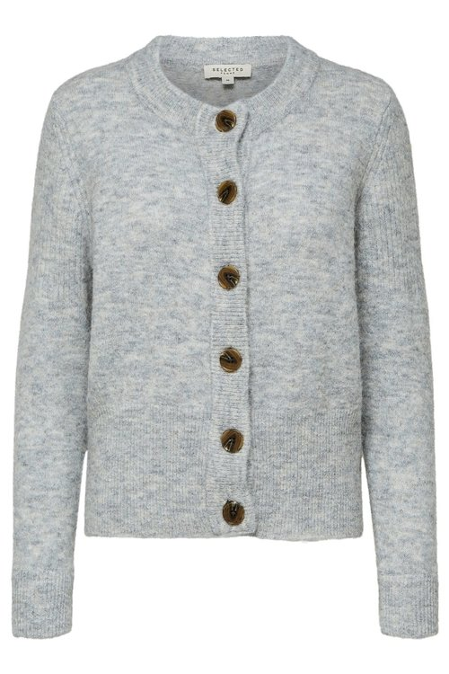 Selected Femme Sia LS Knit Cardigan