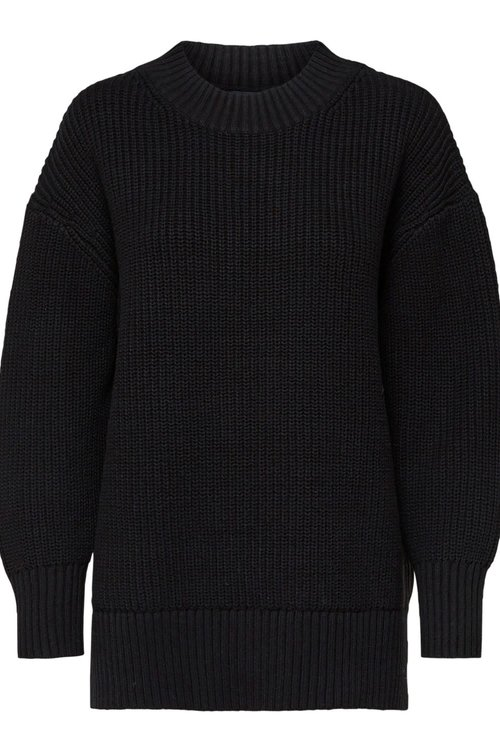 Bailey O-neck Knit