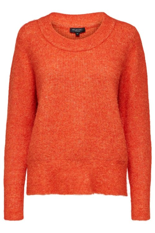 Selected Femme Sif Knit o-neck