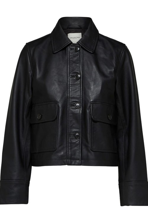 Kate Leather Jacket