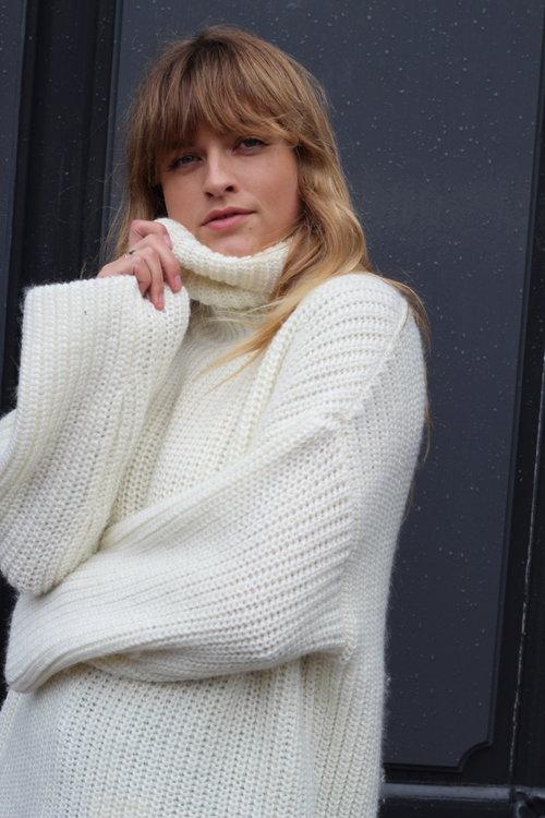 Mille Knit Rollneck