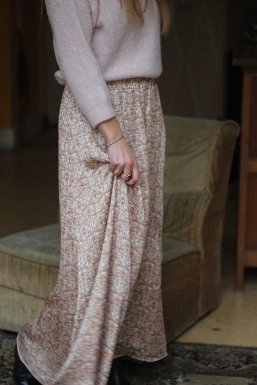 Pleun Print Skirt