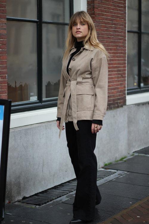 Ilja Suede Jacket