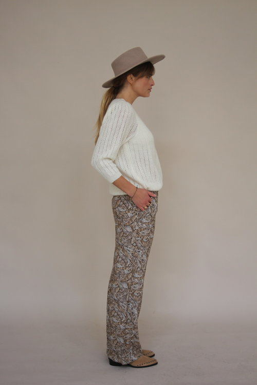 Knit-ted Rifka Pants