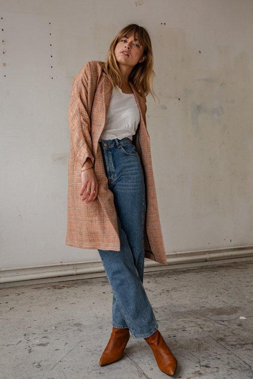 Ruby Tuesday Maxin Coat