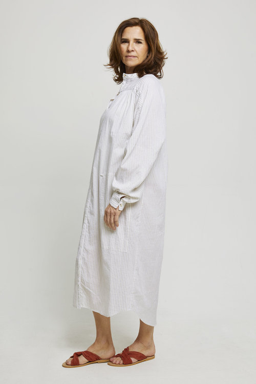 Nio Stripe Dress