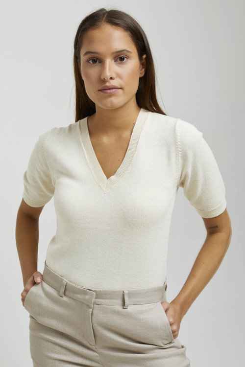 Selected Femme Peyton Knit Tee