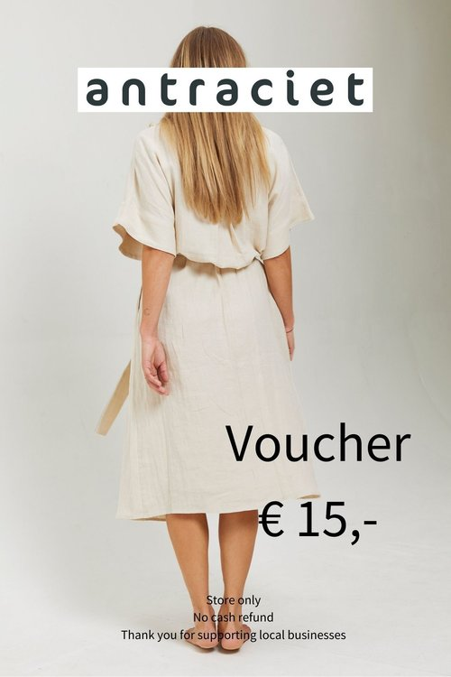 Antraciet Store Voucher