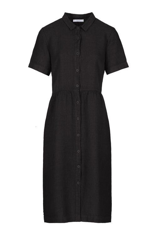 By Bar Terry Linen Dress