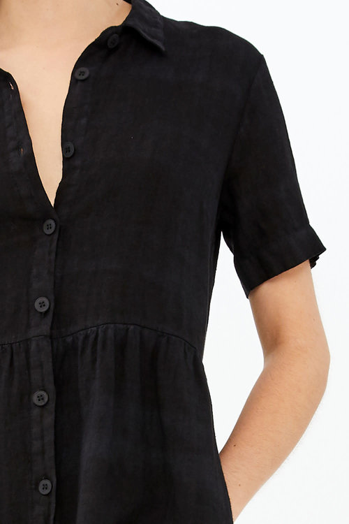 Terry Linen Dress