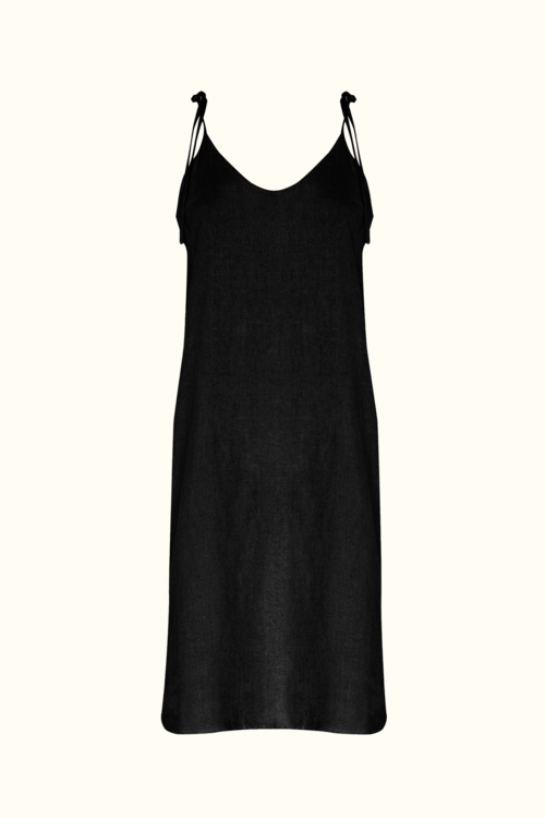 Club L'avenir Jazz Spaghetti Dress
