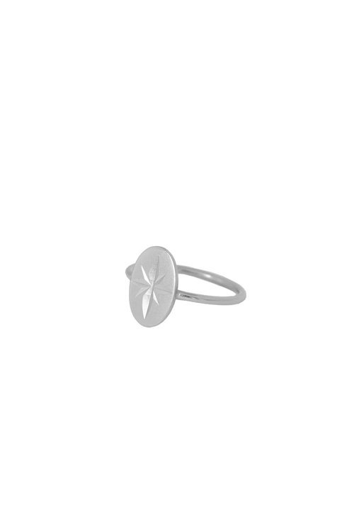 Mimi et Toi Etoile Petite Silver Ring