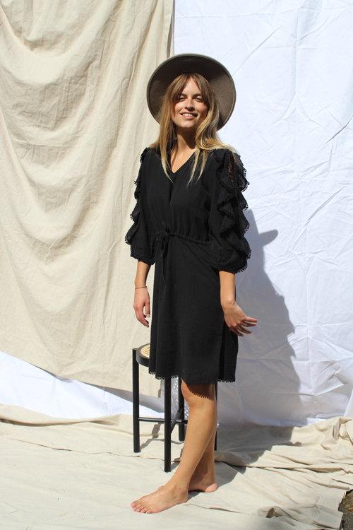 Jenny 3/4 short dress