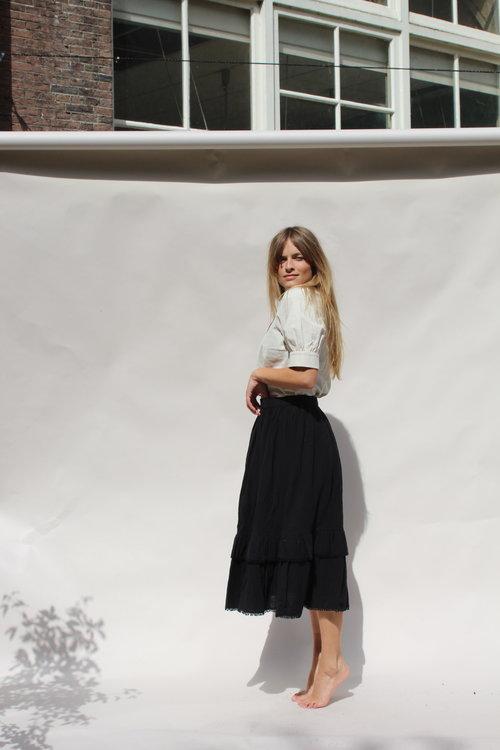 Selected Femme Jenny Maxi Skirt