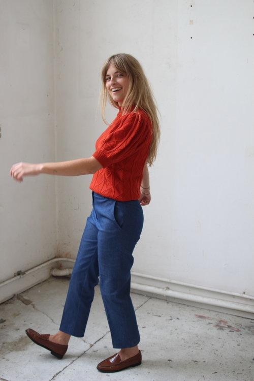 Jeanne MW Denim Pants