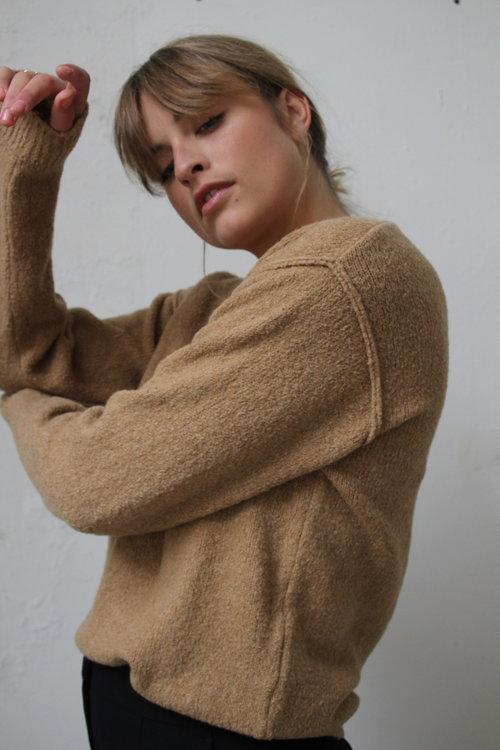 Alchemist Fawn Sweater