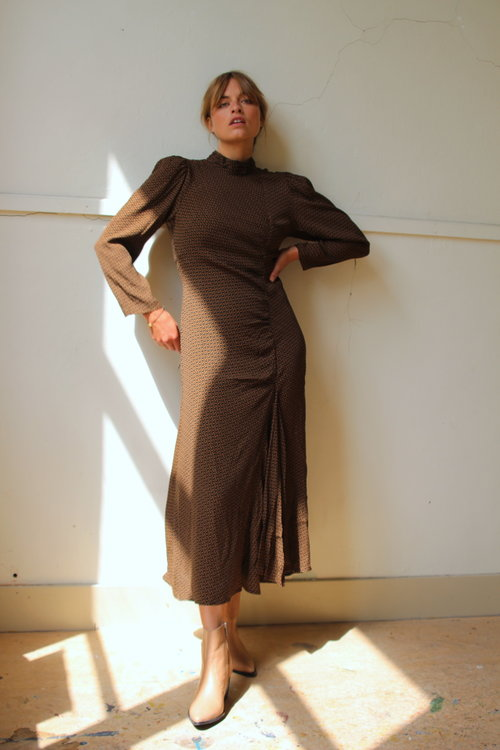 Gestuz Elay Long Dress