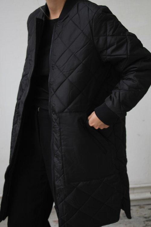 Natalia Quilted Coat