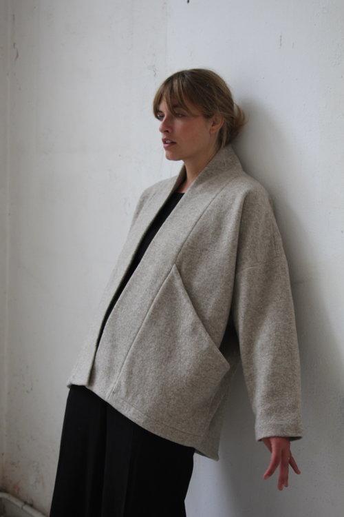 Wool Sumo Jacket