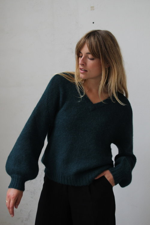 Ame Antwerp Corvette Sweater