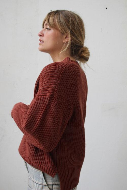 Bailey O-neck Knit