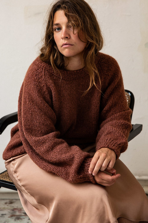 Knit-ted Linda Pullover