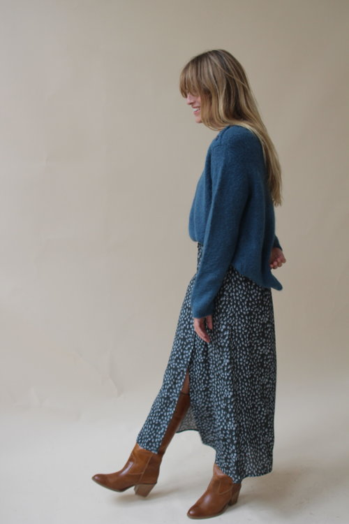 Knit-ted Patty Skirt