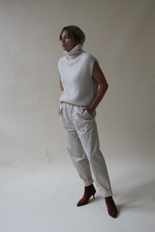 Graumann Opal Pants Cotton