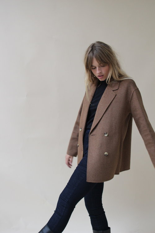 Selected Femme Lena Handmade Coat