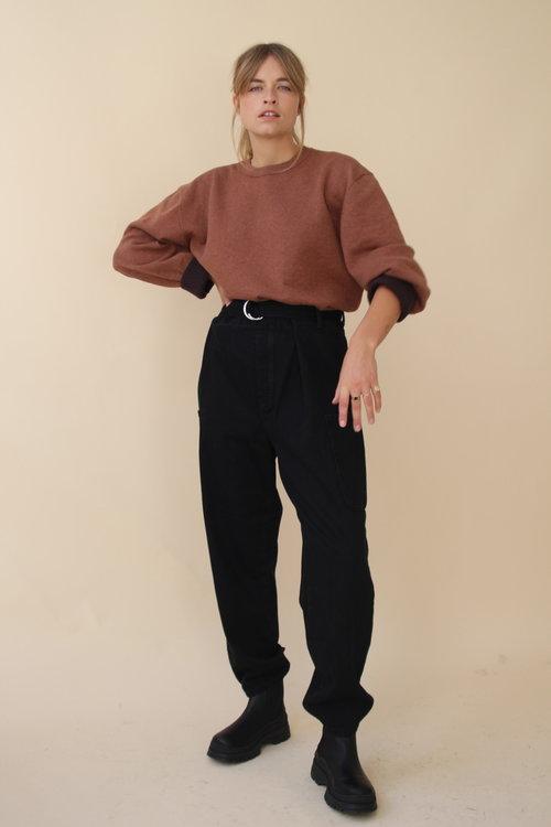Dora Black Jeans