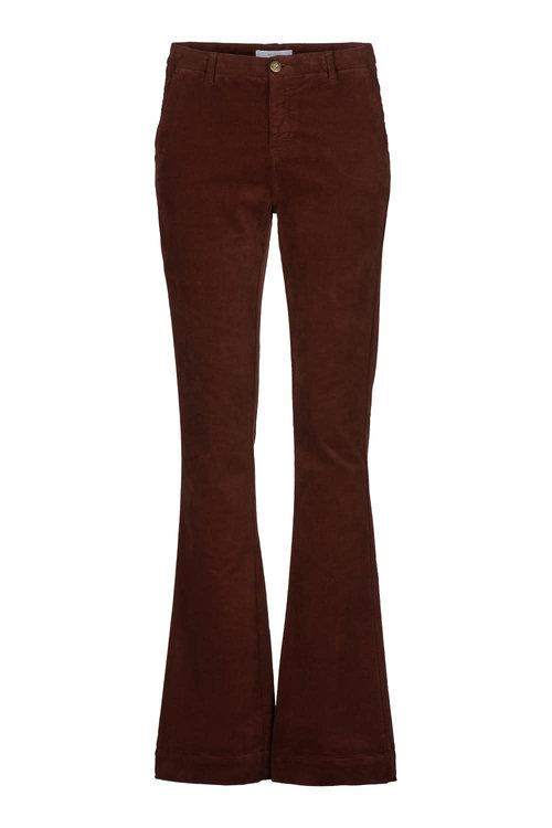 Leila Velvet Twill Pants