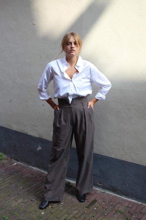 Selected Femme Lauren Wide Pant